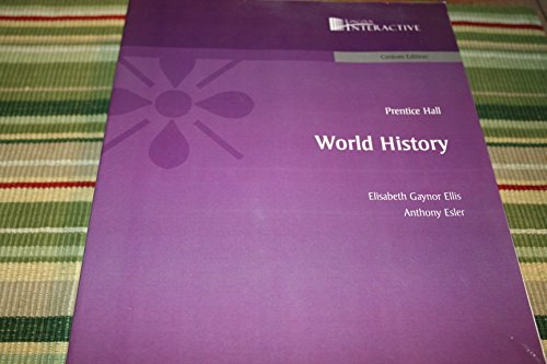 9780558670580: Lincoln Interactive - World History - Custom Edition - Prentice Hall