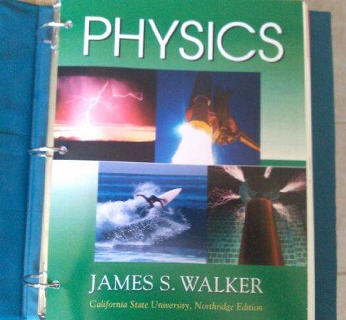 9780558687120: Physics, California State University, Northridge Edition