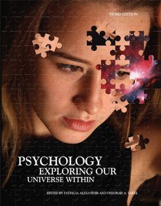 9780558688127: Psychology: Exploring Our Universe Within, 3rd Edition