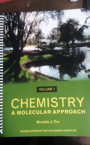 9780558693985: Chemistry a Molecular Approach