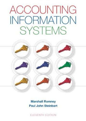 9780558699314: Accounting Information Systems