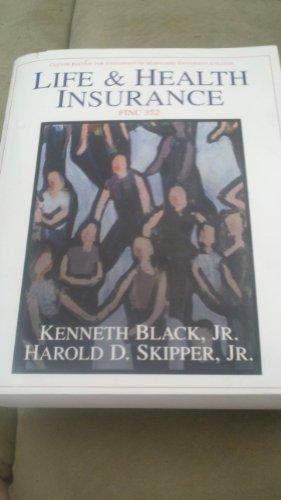 Life & Health Insurance: Black, Kenneth Jr;