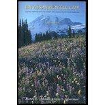 Environmental Law (taken from Environmental Law : Nancy K. Kubasek,