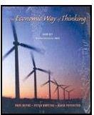 9780558702915: The Economic Way of Thinking, 12th Ed (Economic Way of Thinking (UMUC Custom Package))
