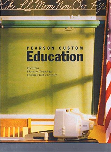 9780558724030: Pearson Custom Education Edci 210