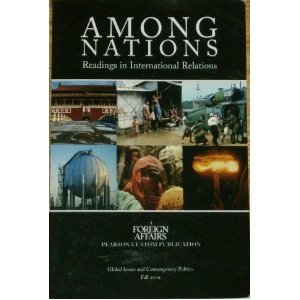 9780558728328: Among Nations: Readings in International Relations
