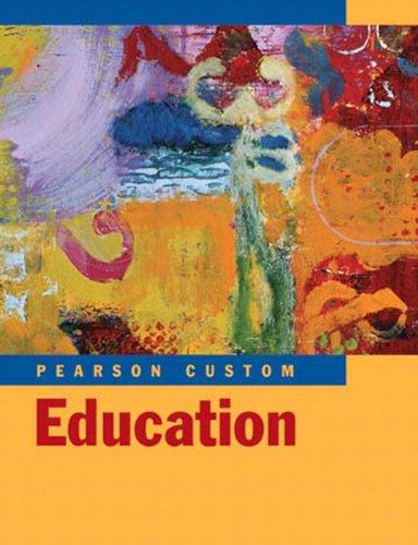 Pearson Custom Education (Special Education Action &: Deborah Deutsch Smith;