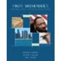 9780558743963: Finite Mathematics for Business, Economics, Life Sciences, and Social Sciences