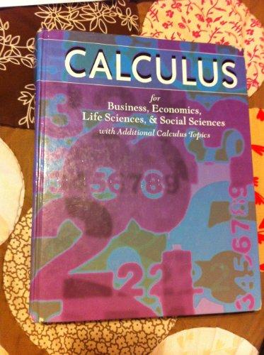 9780558745776: Calculus
