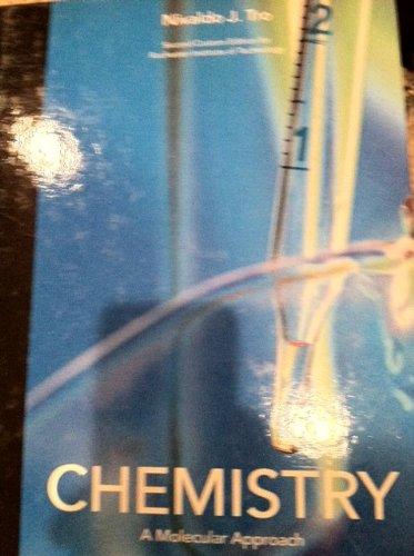 9780558755119: Chemistry (A Molecular Approach, Custom Edition for RIT)