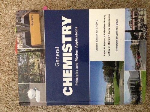 9780558766849: General Chemistry: Principles & Modern Applications CUSTOM ED CHEM 2 UCD