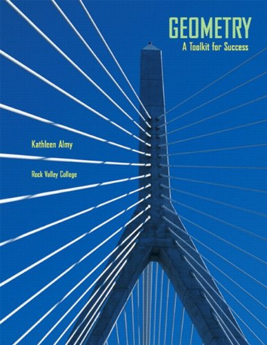 9780558779948: Geometry: A Toolkit for Success