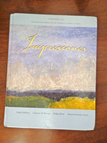 9780558807368: Impresiones (Chapters 1-11) (Custom for University of Texas)