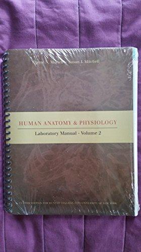 9780558810801: Human Anatomy & Physiology (Laboratory Manual, VOLUME 2)