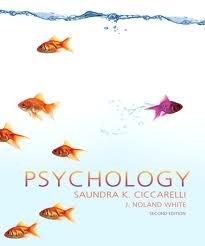 Psychology Custom Edition for Mt. San Antonio: Saundra K. Ciccarelli,