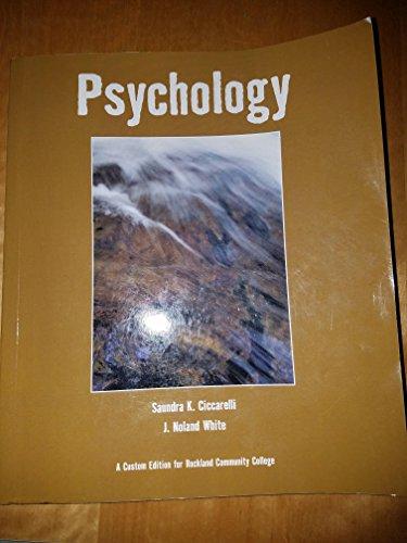 9780558820886: Psychology