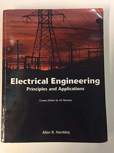 Electrical Engineering: Principles and Applications: Allan R. Hambley
