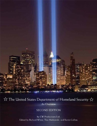 9780558834883: The United States Department of Homeland Security: An Overview (2nd Edition) (Pearson Criminal Justice)
