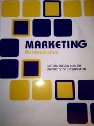 Marketing: An Introduction (Custom Edition for the: Philip Kotler, Michael