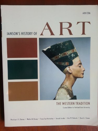 Janson's History of Art (The Western Tradition,: Penelope JE Davies