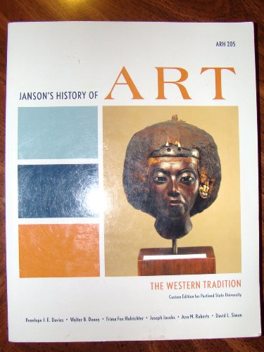 9780558844714: Janson's History of Art: The Western Tradition (Custom Edition for Portland State University ARH 205)