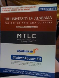Pearson Mymathlab Student Access Kit Abebooks