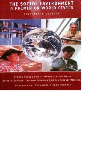 9780558864637: Social Enviroment Primer on World Civics, 13/E
