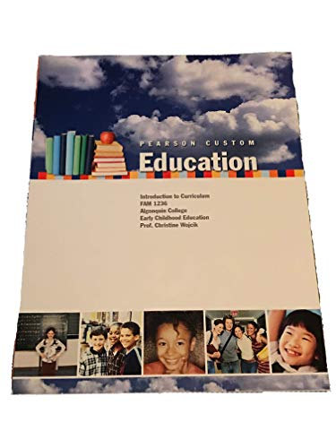 9780558879952: Pearson Custom Education (Intro to the Teaching Profession Austin Community College)