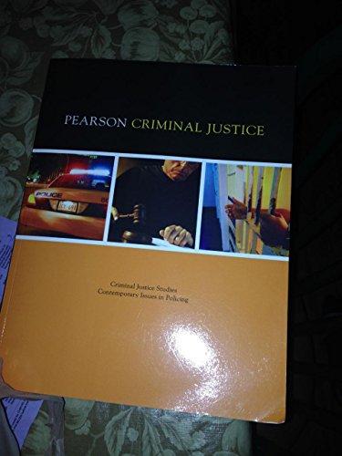 9780558901349: Pearson Criminal Justice