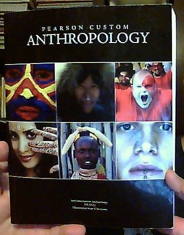 9780558906405: Pearson Custom Anthropology: Introduction to Archaeology AN 1543 Mississippi State University [2011]