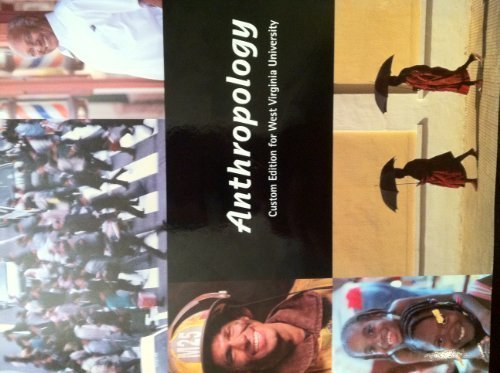 9780558915841: Anthropology (Custom Edition for WVU) Edition: first