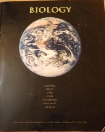 9780558939083: Biology 2nd Custom Edition for Holyoke Community College