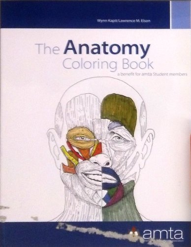 Anatomy Coloring Book by Kapit Wynn Elson Lawrence M - AbeBooks