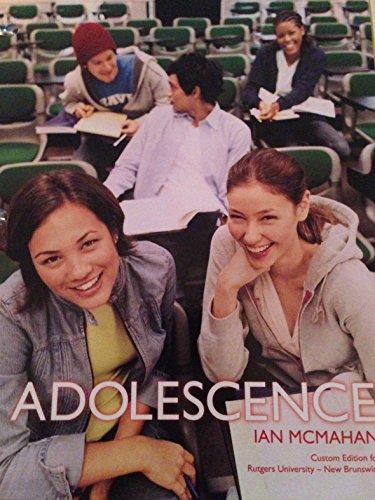 9780558978228: Adolescence,