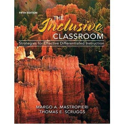 9780558988234: Inclusive Classroom (Special Edition)