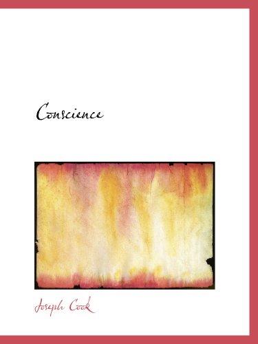 9780559000386: Conscience