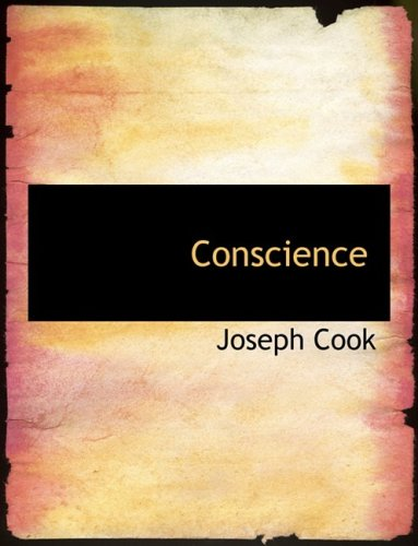 9780559000409: Conscience (Large Print Edition)