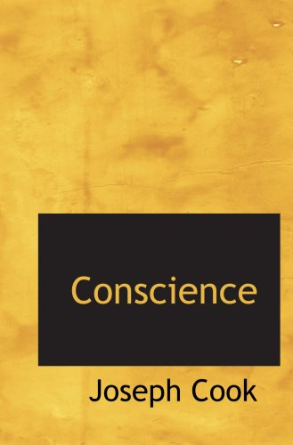 9780559000454: Conscience