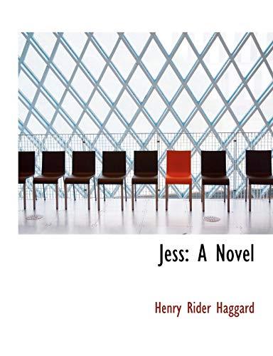 9780559003066: Jess: A Novel