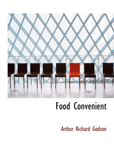 9780559013720: Food Convenient (Large Print Edition)