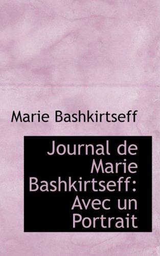 9780559014390: Journal de Marie Bashkirtseff: Avec un Portrait (French Edition)