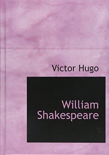 9780559015755: William Shakespeare (Large Print Edition)