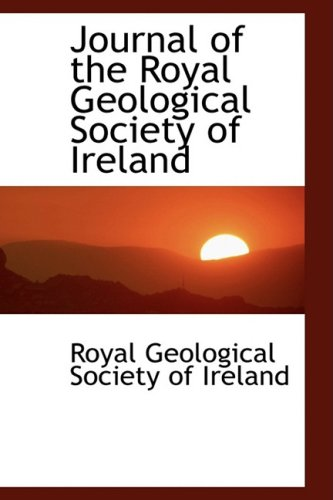 9780559020865: Journal of the Royal Geological Society of Ireland