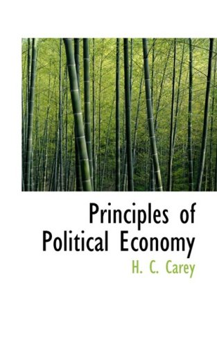 9780559029653: Principles of Political Economy
