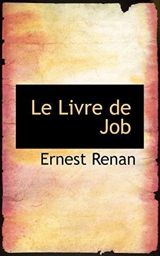 9780559039065: Le Livre De Job