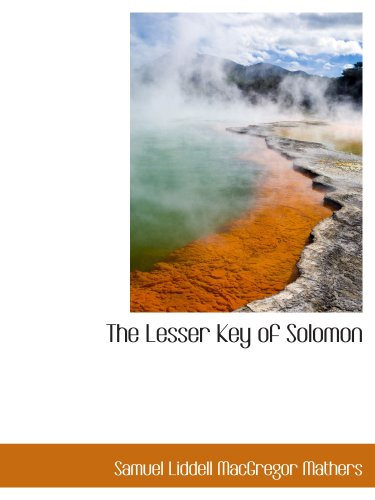 9780559052941: The Lesser Key of Solomon