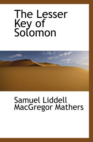 9780559053047: The Lesser Key of Solomon