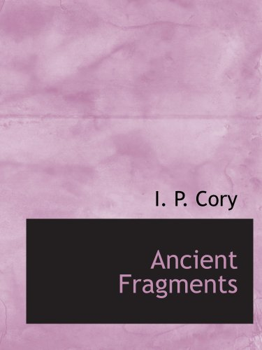 9780559054389: Ancient Fragments