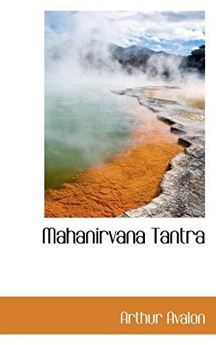 9780559072529: Mahanirvana Tantra