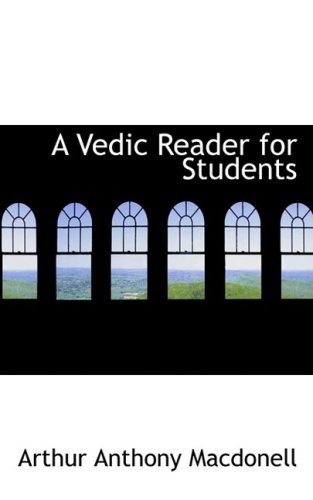 9780559079108: A Vedic Reader for Students
